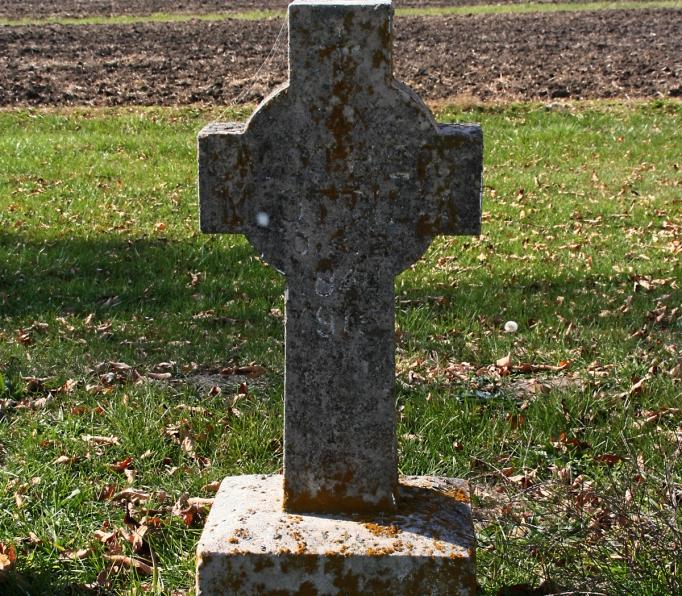 burial cross